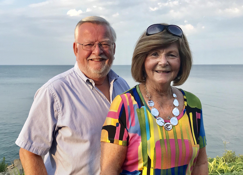 Bob and Carol Murphy